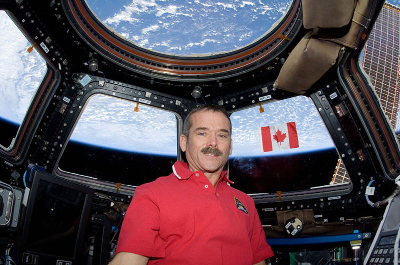 chris hadfield astronaut canada The 13 Coolest Things Chris Hadfield Taught Us About Space