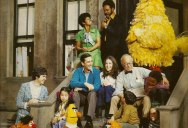 Picture of the Day: The Original Cast of Sesame Street