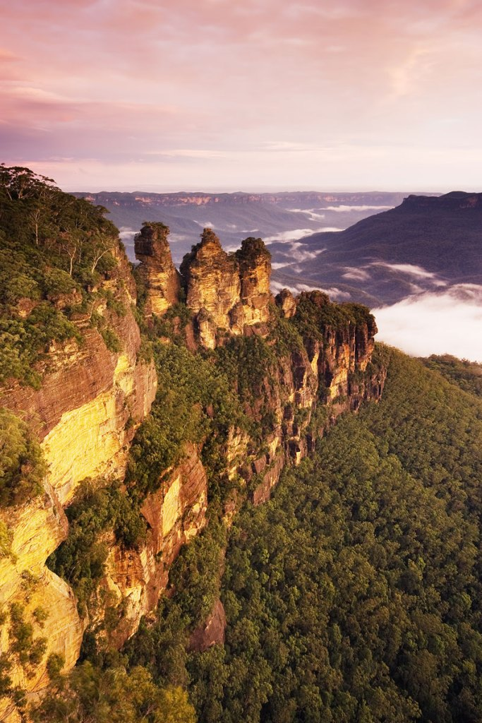 Picture of the Day: The Three Sisters of New South Wales
