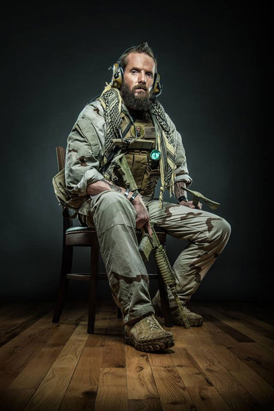 landon steele army medic linguist of beards and men by joseph oleary Of Beards and Men