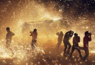 Photos from Mexico's National Pyrotechnic Festival