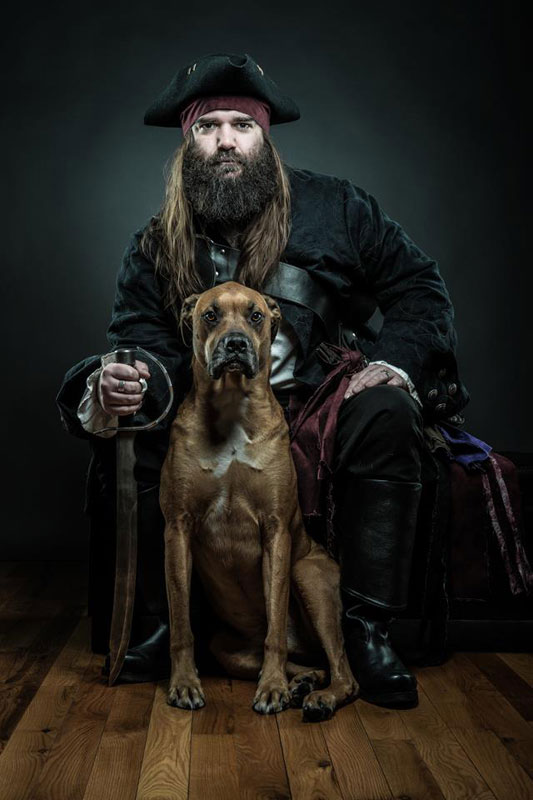 shawn and cash of beards and men by joseph oleary Of Beards and Men