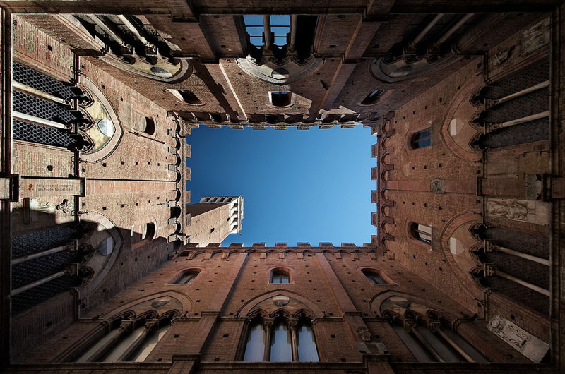 sky's-the-limit-looking-straight-up-in-sienna-perspective-symmetry