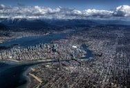 Picture of the Day: Vancouver From Above