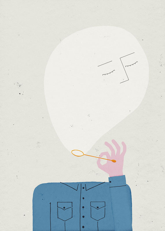 Yonderly Illustrations of Strange and Unusual Words by the project twins