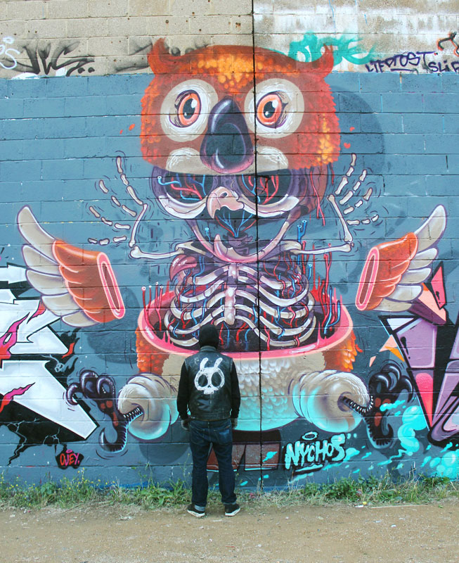 exploded view street art murals by nychos (12)