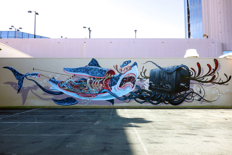 exploded view street art murals by nychos (13)