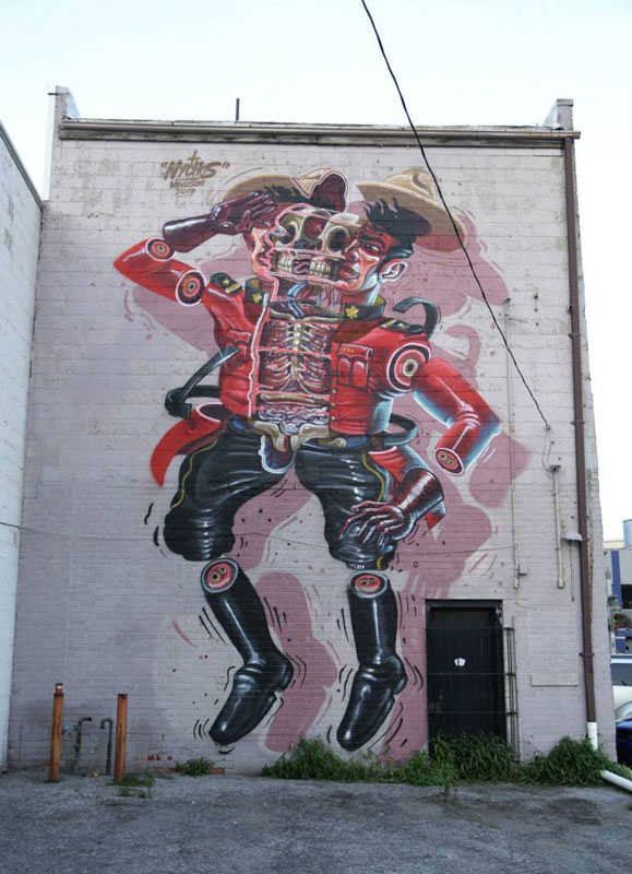 exploded view street art murals by nychos (4)