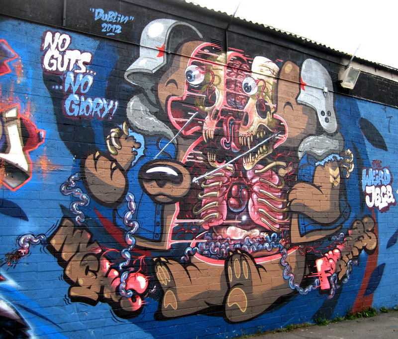 exploded view street art murals by nychos (6)