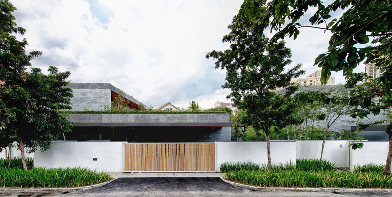 green house in the heart of the city wall house by farm singapore (2)