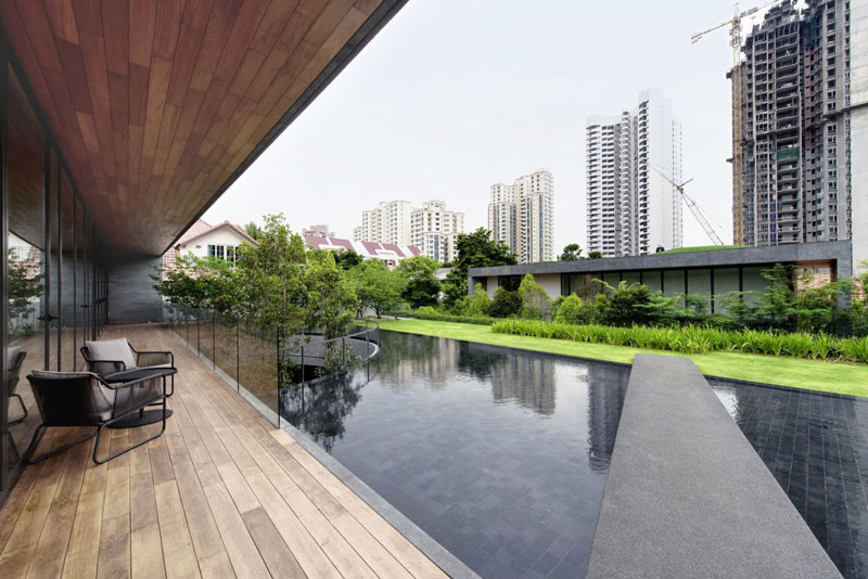 green house in the heart of the city wall house by farm singapore (7)