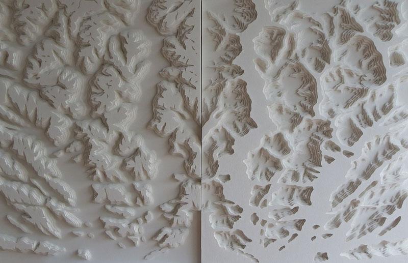 hand cut paper art rogan brown (5)