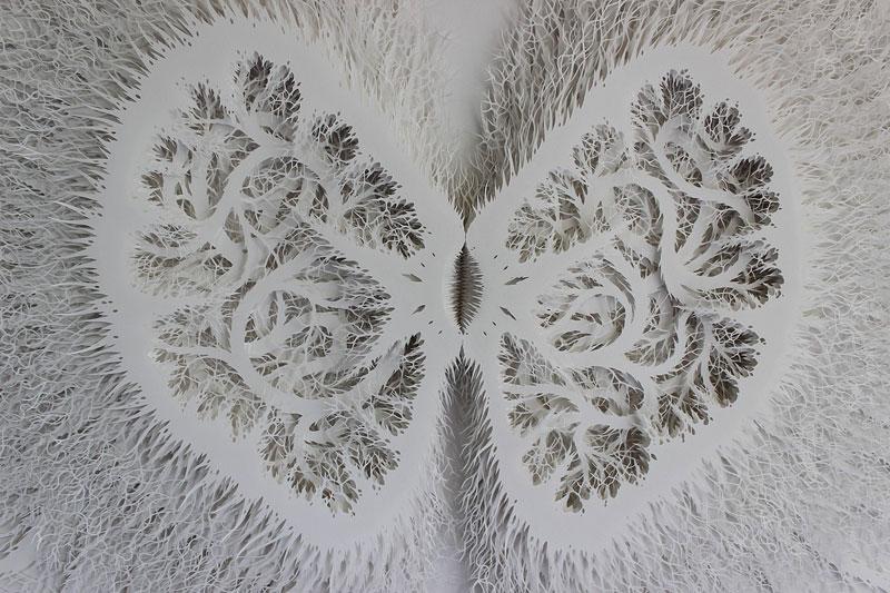 hand cut paper art rogan brown (7)