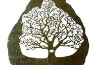 Precision Cut Leaf Artworks by Lorenzo Duran