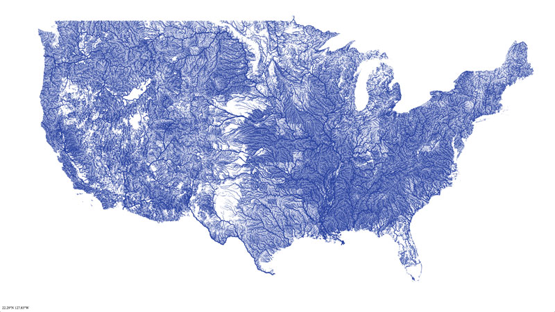 map of united states rivers 40 Maps That Will Help You Make Sense of the World