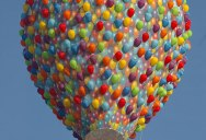 Picture of the Day: The 'Up' Hot Air Balloon