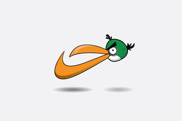 angry bird brands logos yakushev grigory (1)