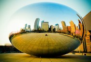The Photographic Diversity of Chicago's Famous 'Bean'