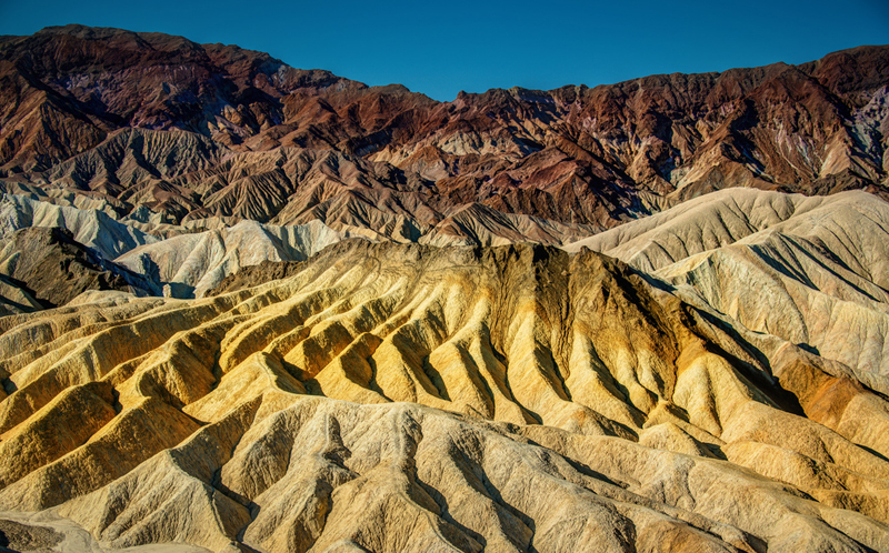 Picture of the Day: The Colors of Death Valley