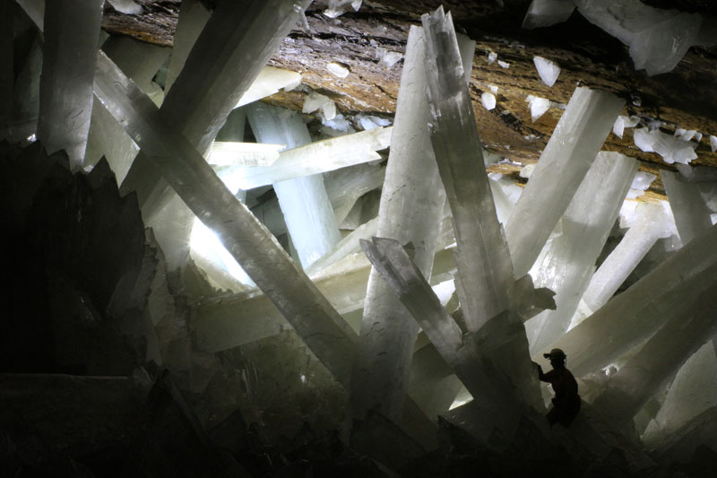 Picture of the Day: Mexico's Giant Crystal Cave