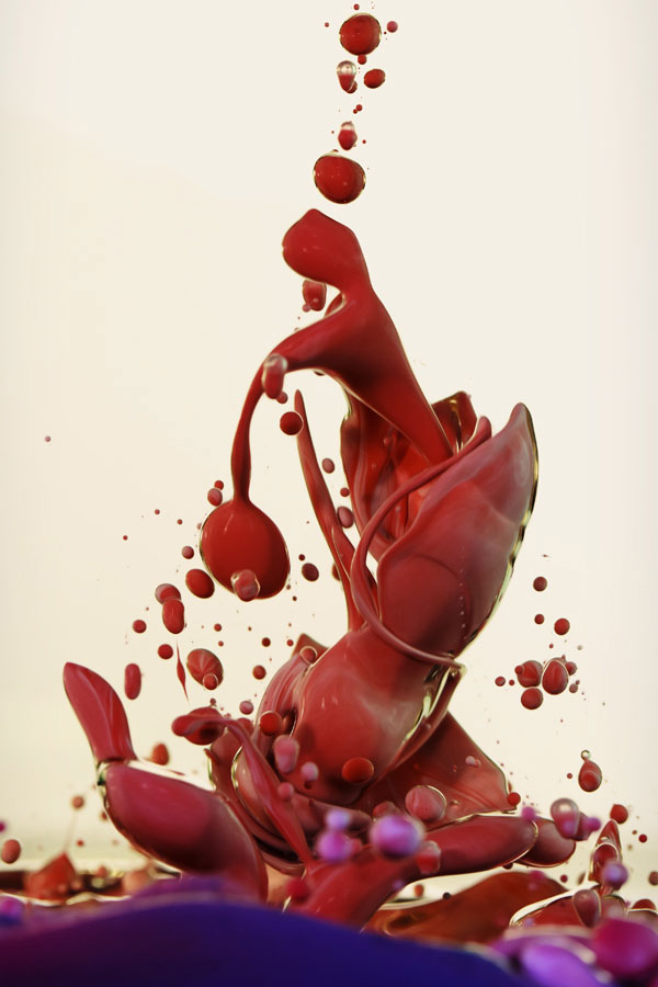high speed photos of paint splashing into water alberto seveso (1)