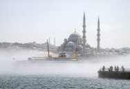 Picture of the Day: Mist-Tanbul
