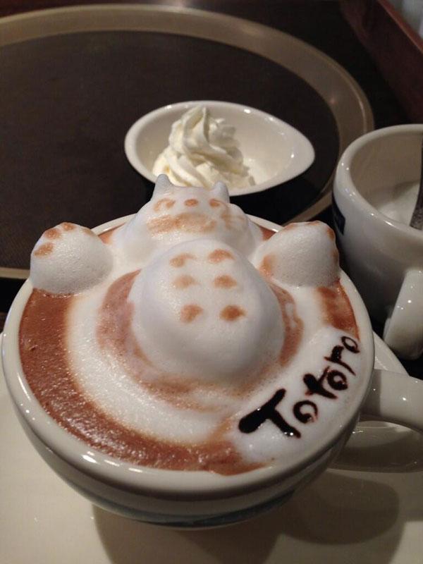 15 Unbelievable Latte Artworks by Mattsun