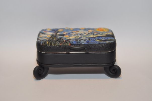 mini clay artworks on altoid tins (6)