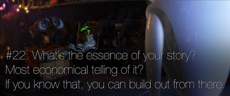 pixar's 22 rules of storytelling as image macros (23)