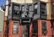 Vintage Photos of New York Superimposed onto Present Day