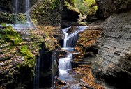 Picture of the Day: The Gorge at Watkins Glen