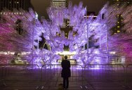 Ai Weiwei's 'Forever Bicycles' Installation in Toronto