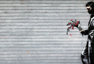 Picture of the Day: Banksy Looks for Love in Hell's Kitchen