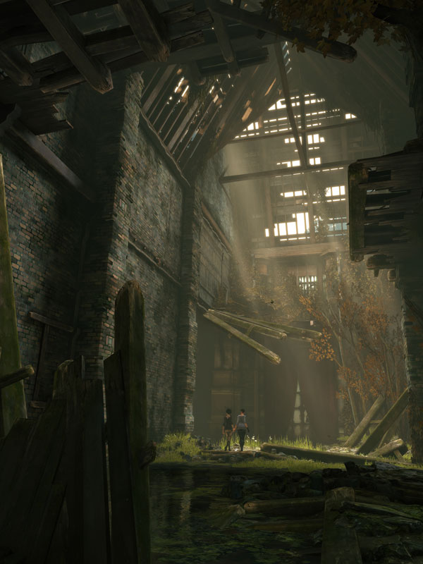 dishonored coventry 40 Cinematic Landscape Stills from Video Games
