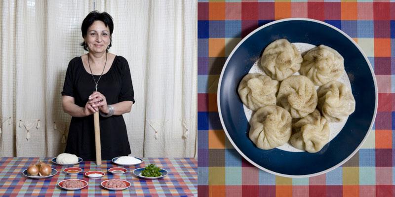 georgia grandmothers cook signature dish portraits gabriele galimberti Grandmothers Posing with their Signature Dish