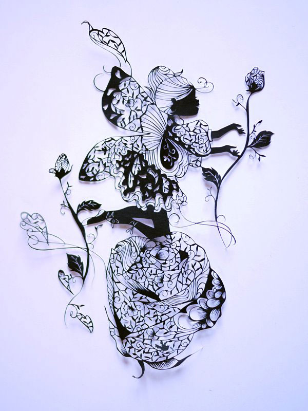 paper art with scissors by hina aoyama (3)
