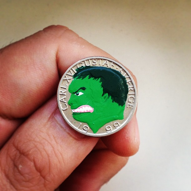 pop culture portraits painted onto coins by andre levy (10)