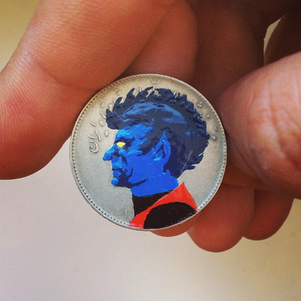 pop culture portraits painted onto coins by andre levy (14)