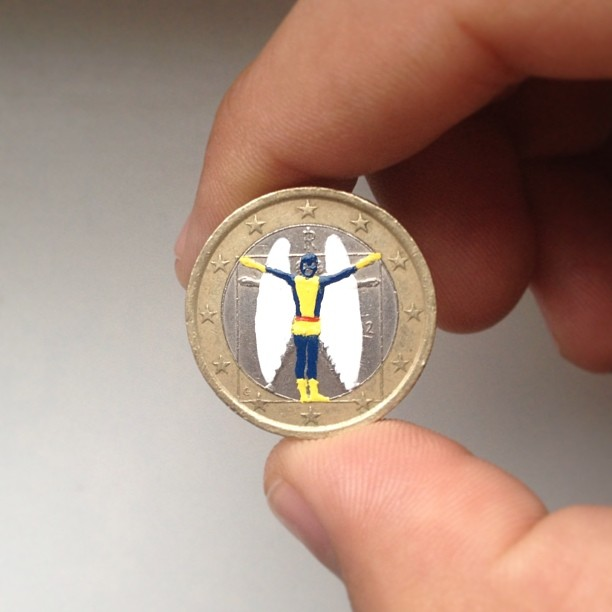 pop culture portraits painted onto coins by andre levy (21)