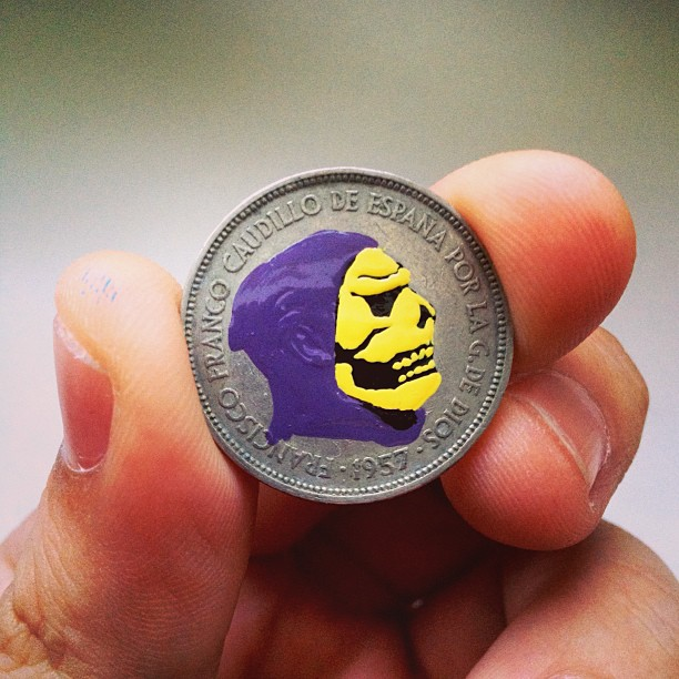 pop culture portraits painted onto coins by andre levy (3)