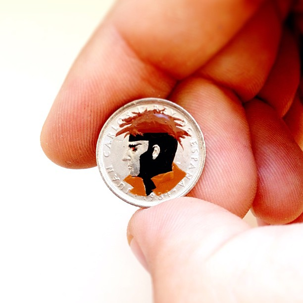 pop culture portraits painted onto coins by andre levy (9)
