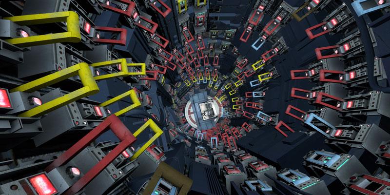 portal 2 thatsjusttheshapeofmyheart 40 Cinematic Landscape Stills from Video Games