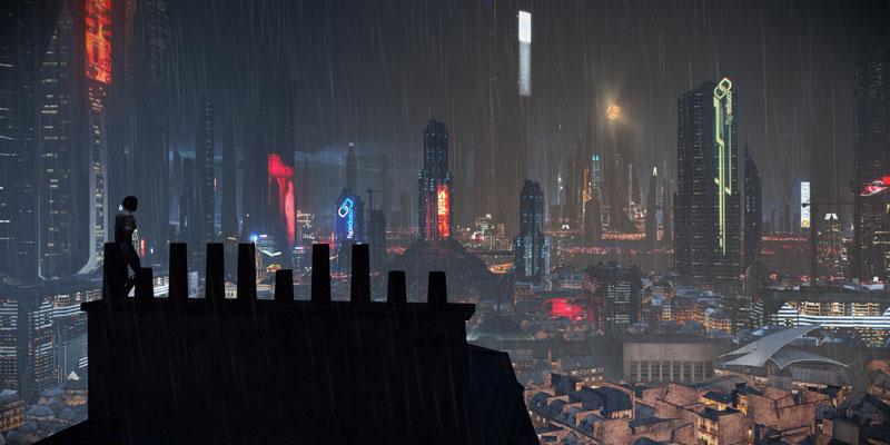 remember me parisnexus 40 Cinematic Landscape Stills from Video Games