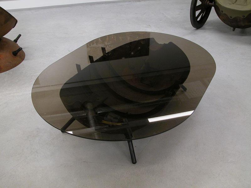 sea mines repurposed into furniture by mati karmin (6)