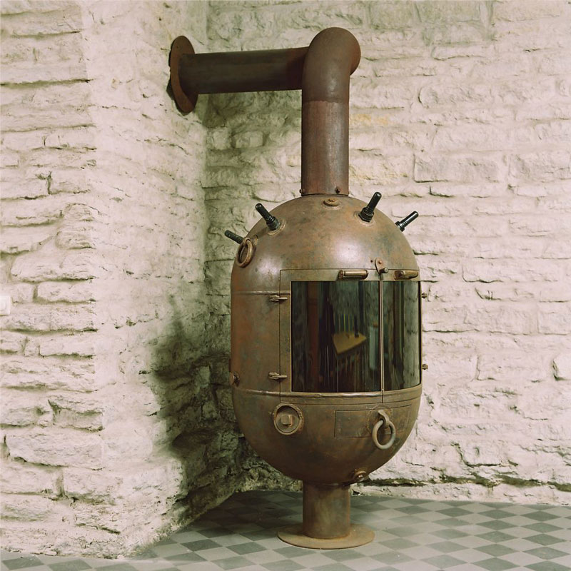 sea mines repurposed into furniture by mati karmin (7)