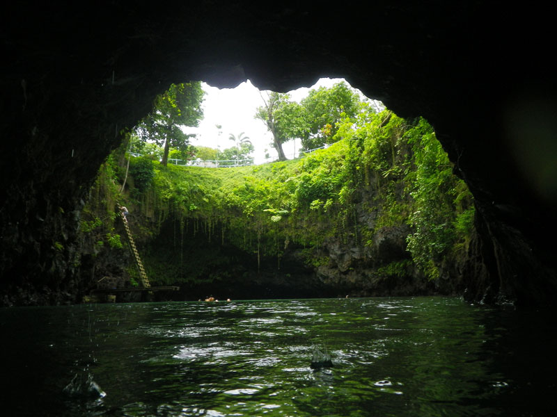 to sua ocean trench lotofaga upolu samoa natural swimming hole (2)