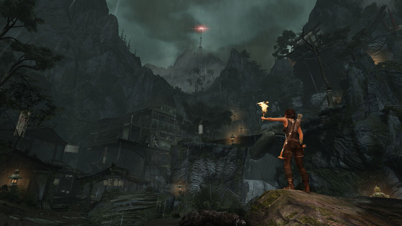tomb raider beaconofhope 40 Cinematic Landscape Stills from Video Games