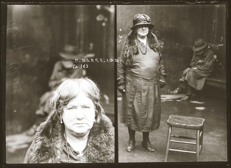 Vintage Candid Mugshots of Dapper Criminals 1920s (21)