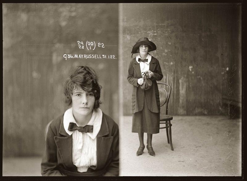 Vintage Candid Mugshots of Dapper Criminals 1920s (22)