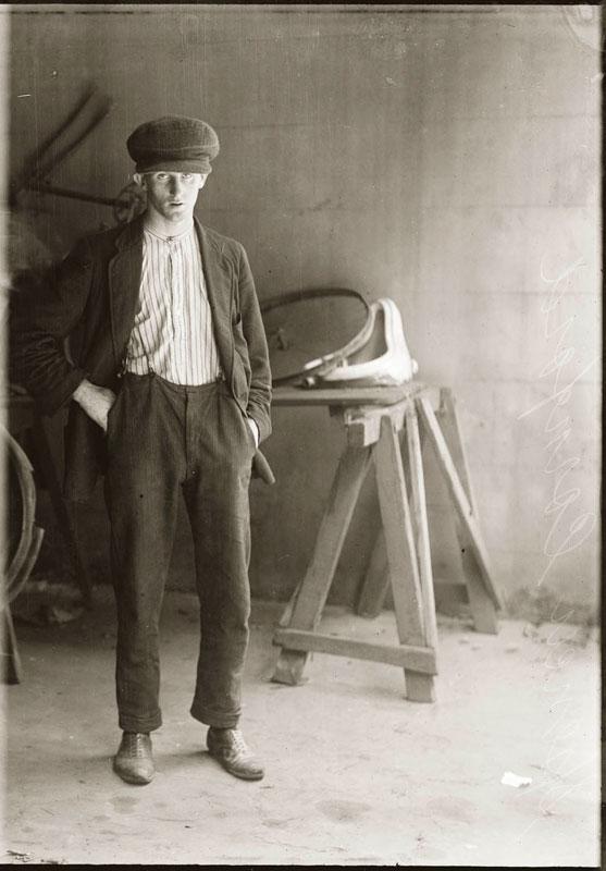 Vintage Candid Mugshots of Dapper Criminals 1920s (26)